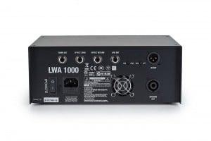 Warwick LWA 1000 back
