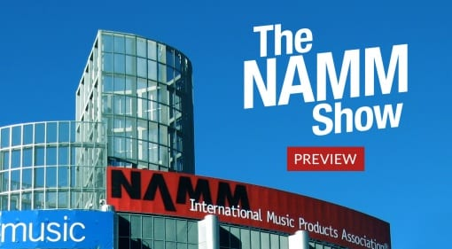 NAMM 2020 New Guitars Synths Studio Gear