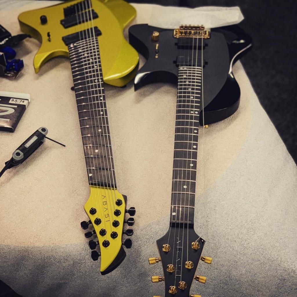 Abasi Guitars 2020