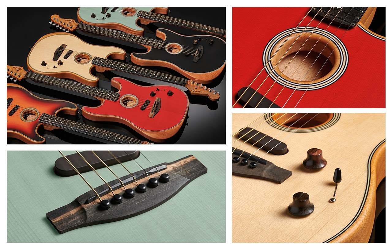 Fender Acoustasonic Stratocaster 2020