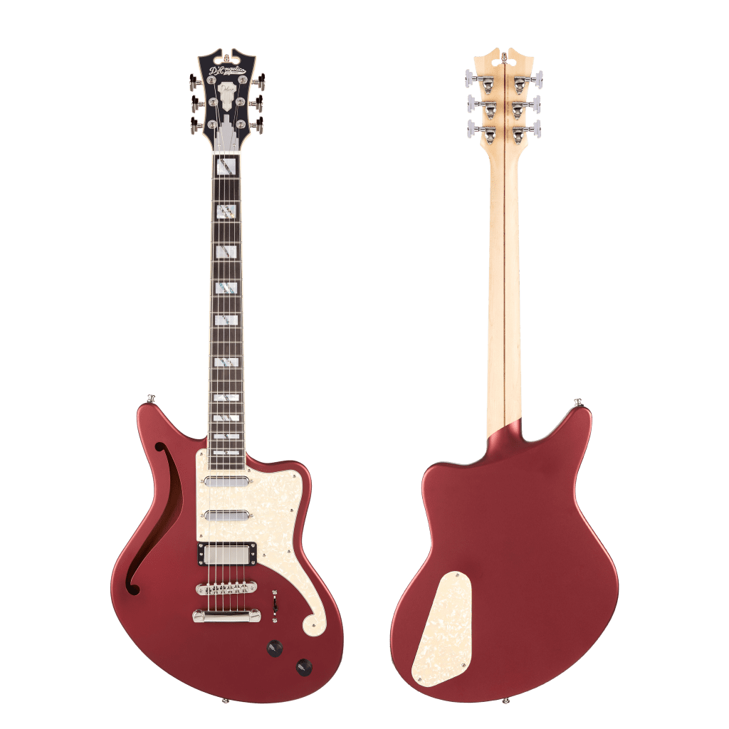 D'Angelico Guitars Deluxe Bedford SH