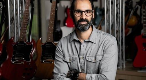 Gibson CMO Cesar Gueikian