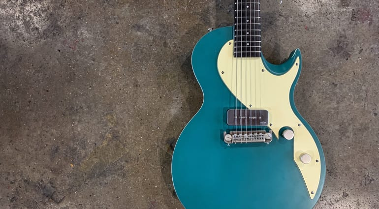 Chapman Guitars ML2 Thomann Special Edition in Teal
