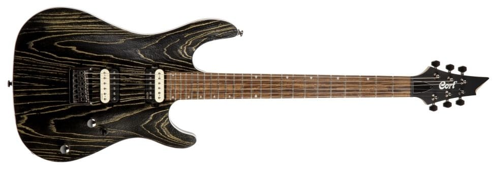 Cort KX300 Gold and Black