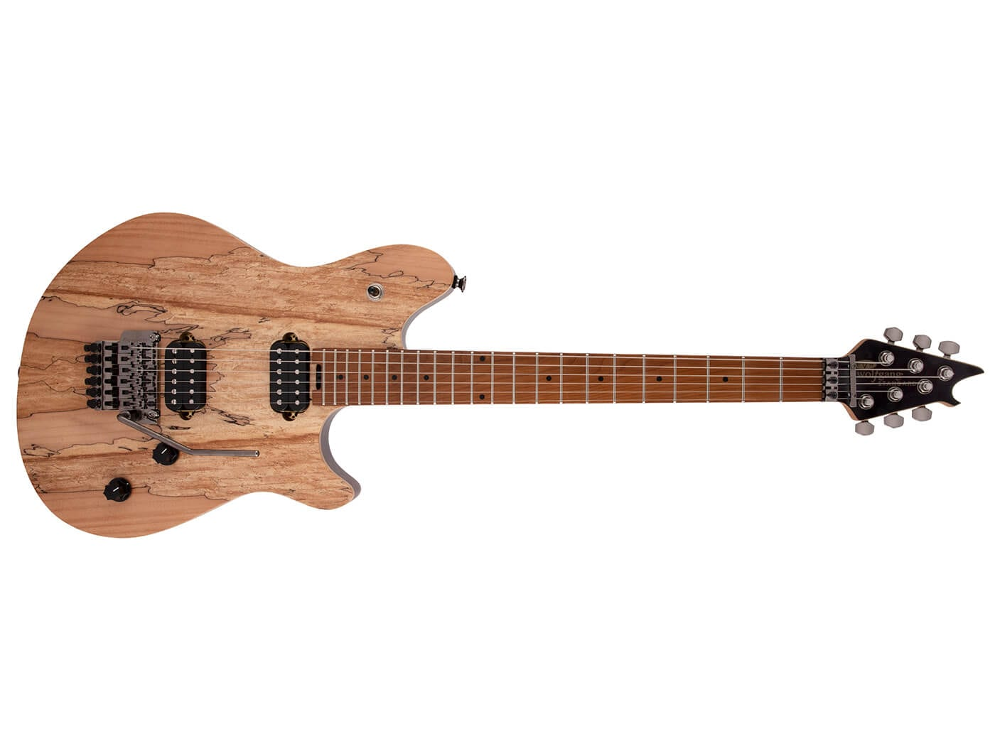 Wolfgang WG Standard Exotic Spalted Maple