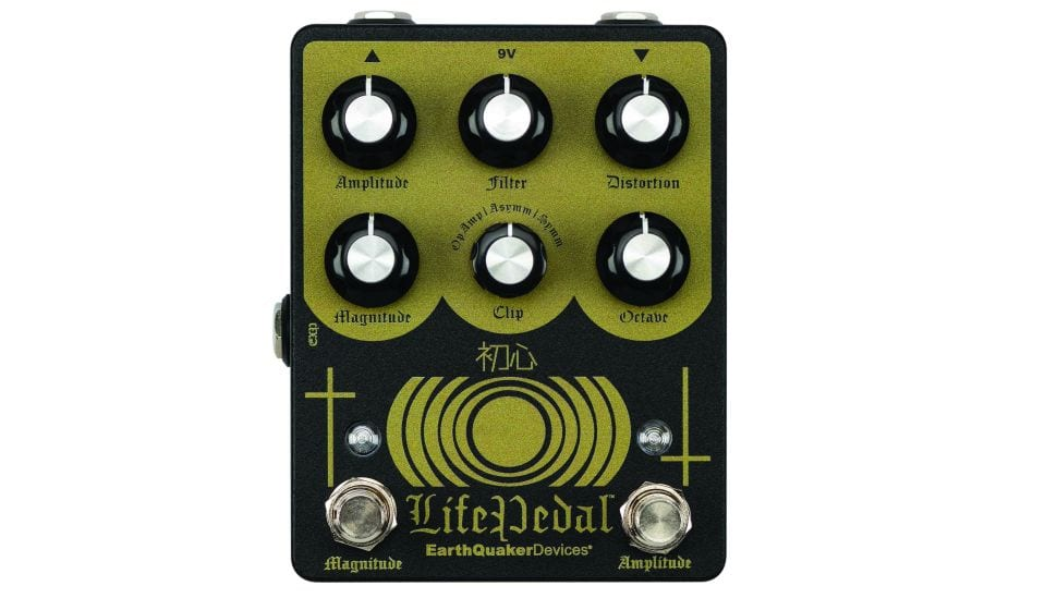 Earthquaker Devices Sunn O))) Life Pedal V2 . Another one!
