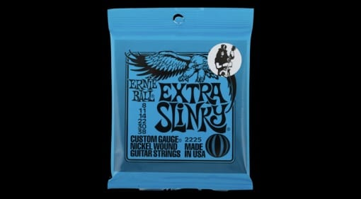 Ernie Ball Estra Slinky = Great tone?