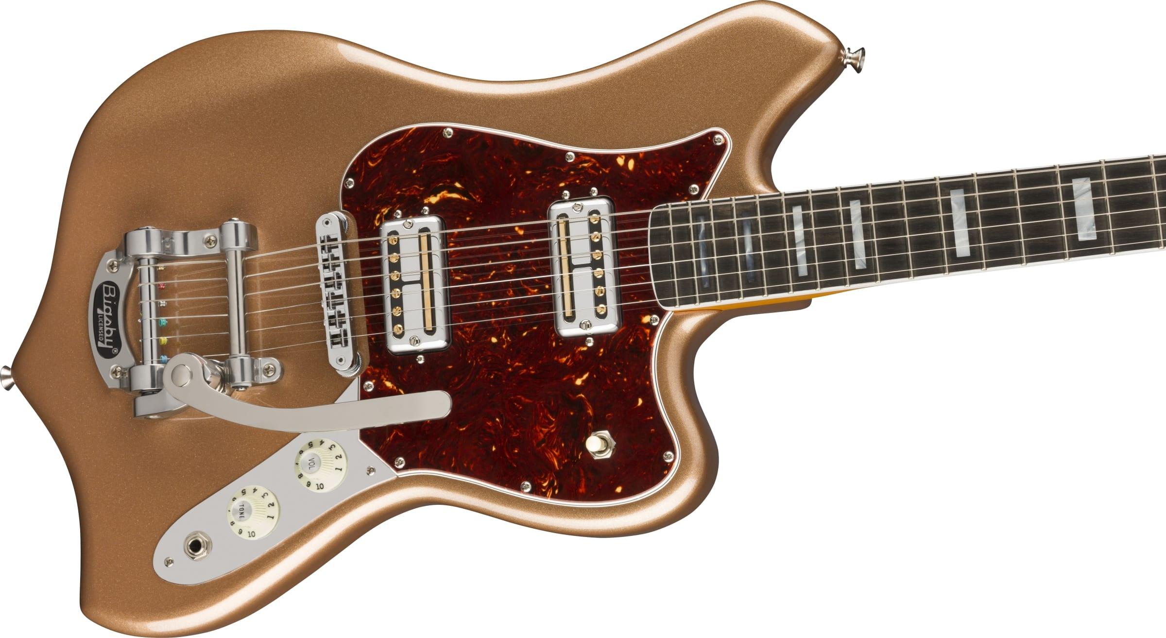 Fender Parallel Universe Volume II Maverick Dorado
