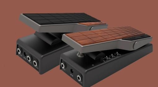 Fender Treadlite Wah and Volume:Expression pedals