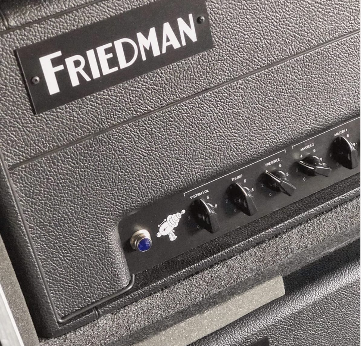 Friedman Steve Stevens new updated head