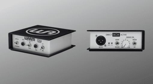 Warm Audio Direct Box