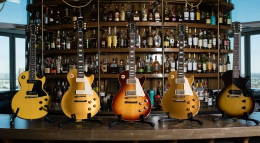 Gibson Original Collection Les Paul Standards_50s_60s
