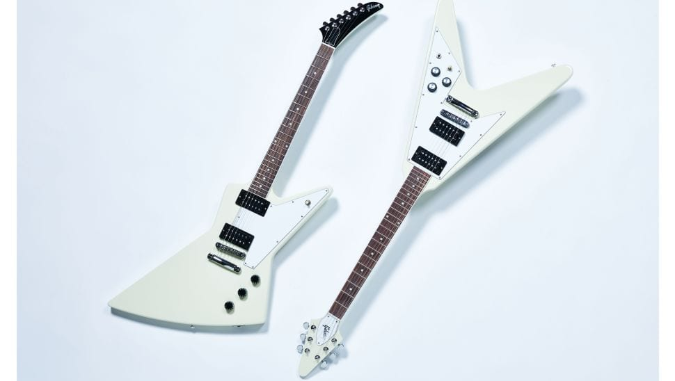 Gibson Original Series Classic V and Explorer