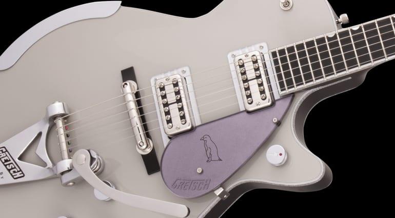 Gretsch Limited Edition Penguin with Bigsby B3C