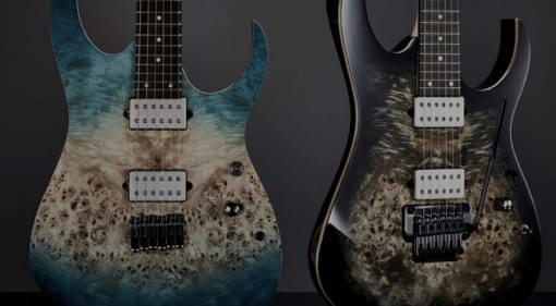 Ibanez 2020 Winter NAMM Show