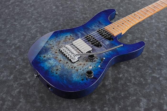 Ibanez AZ226PB Cerulean Blue Burst