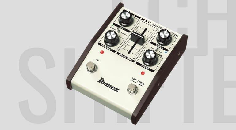Ibanez ES3 Echo Shifter delay pedal
