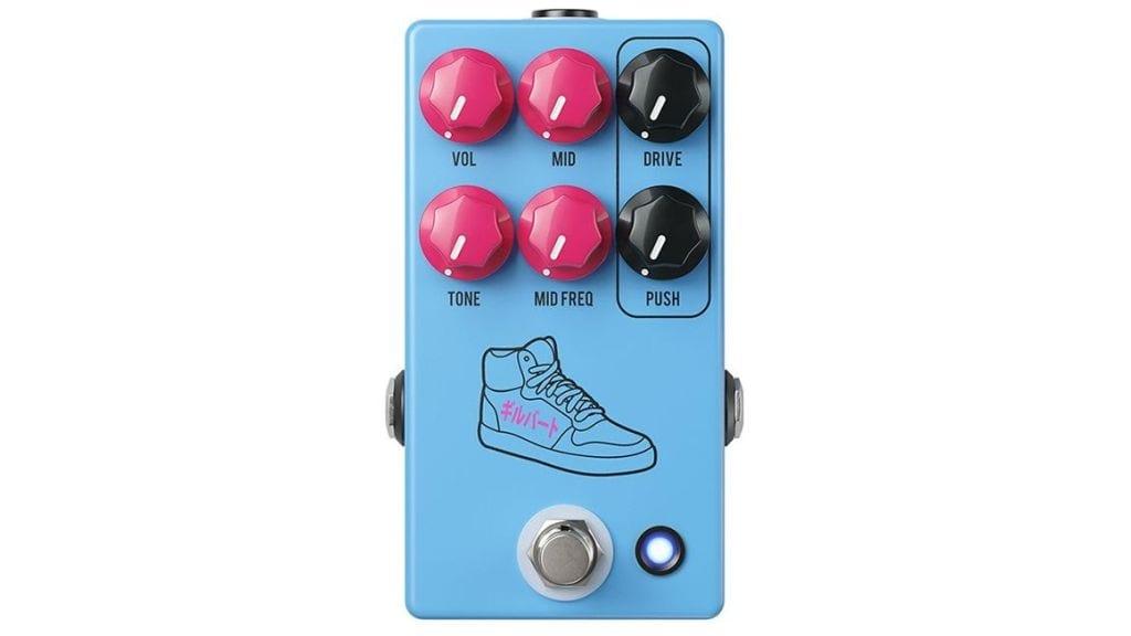 JHS Pedals Paul Gilbert signature distortion PG-14 pedal