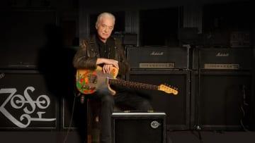Jimmy Page Standard Sundragon Amp