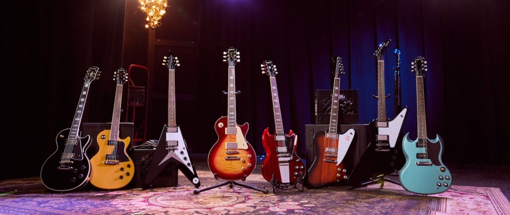 Epiphone brings the Kalamazoo headstock to new Inspired By Gibson Collection