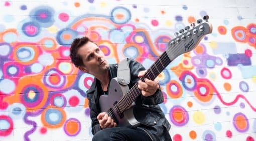 Manson Guitar Works Meta Series Matthew Bellamy, MBM-1
