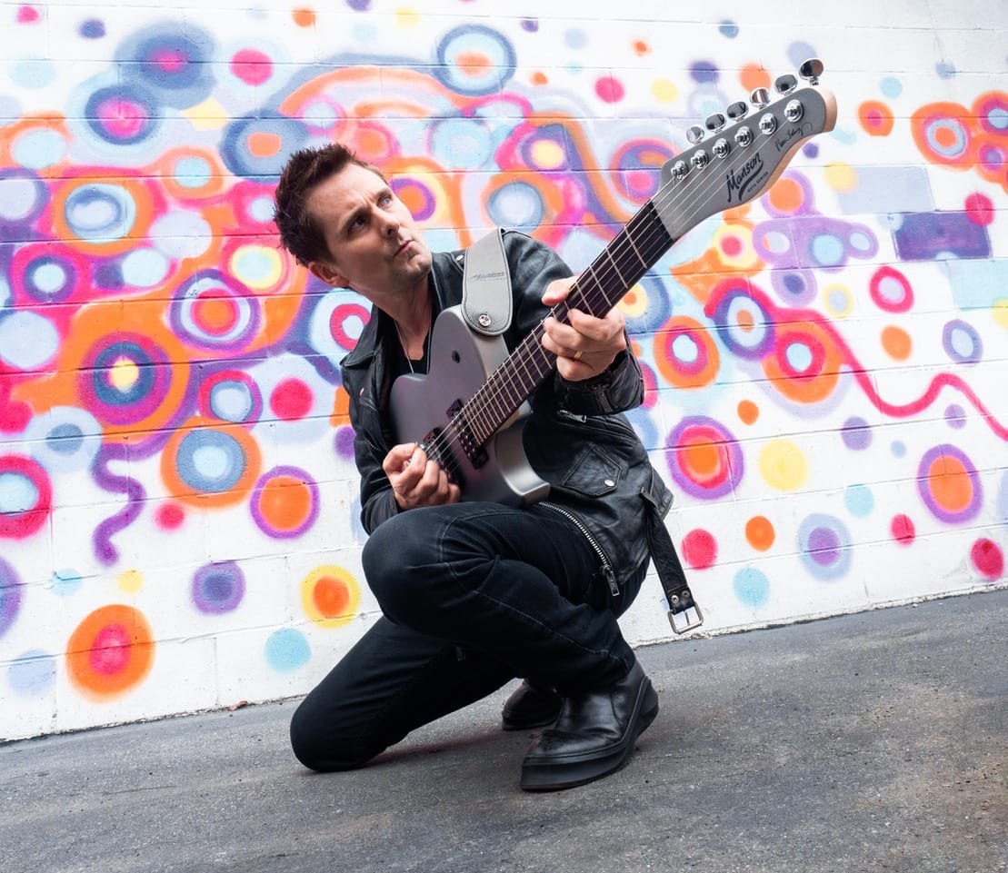 Manson Guitar Works Meta Series Matthew Bellamy, MBM-1.