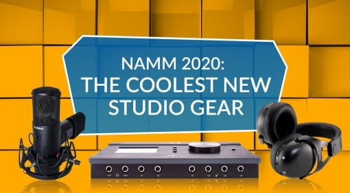 NAMM 2020 The Coolest New