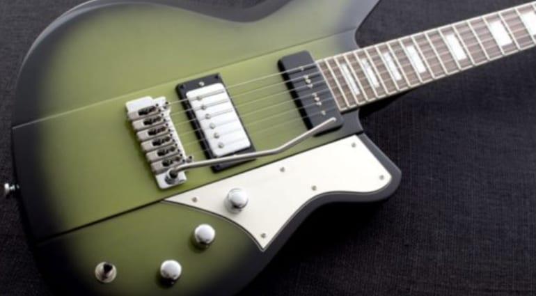 Reverend Guitars Warhawk DAW