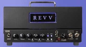 Revv G20 Lunchbox Amp head