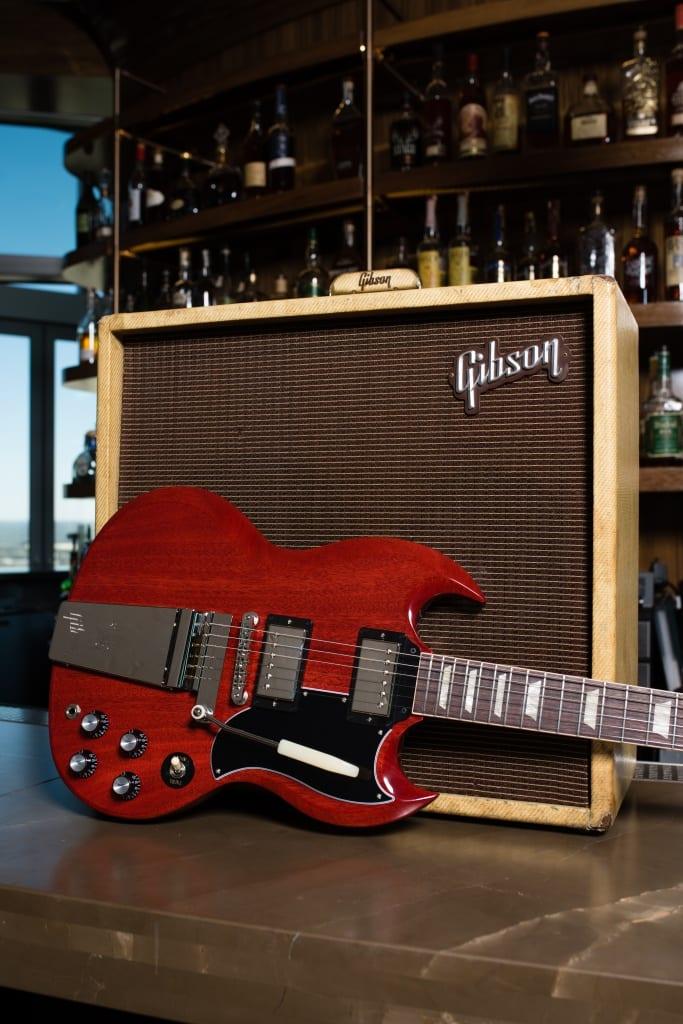 Gibson SG Standard 61 in HeritageCherry