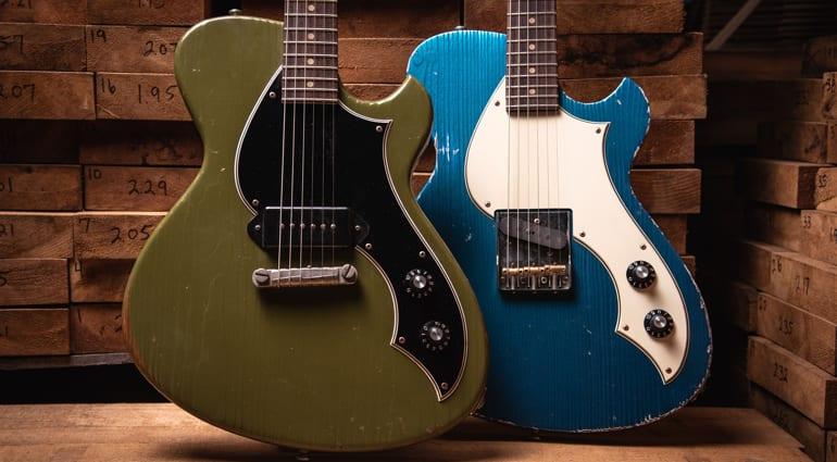 Novo Guitars Solus M1
