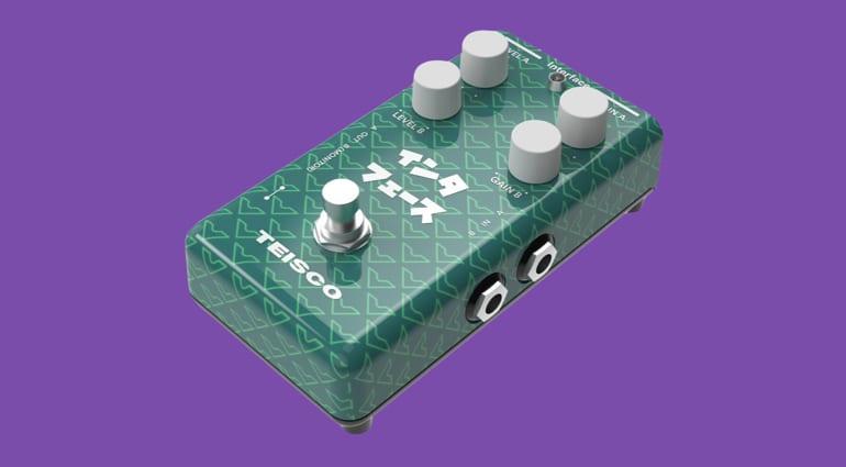Teisco Interface pedal