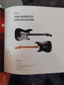 Fender Tom Morello Soul Power signature Strat