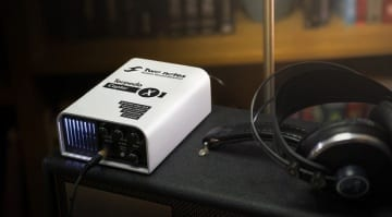 Two Notes Audio Engineering's new Torpedo Captor X