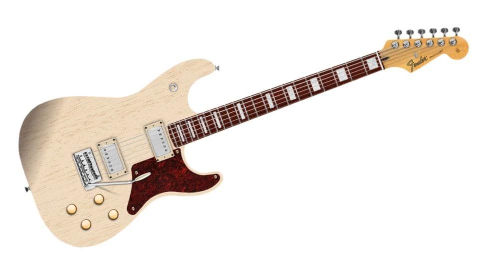 Fender Uptown Strat