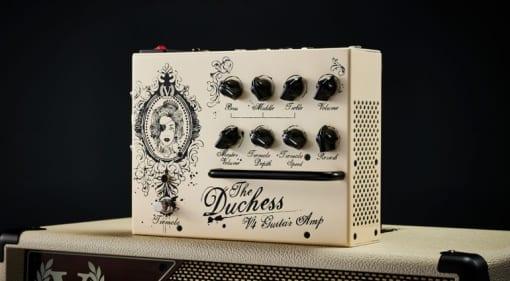 Victory V4 Duchess pedal amp