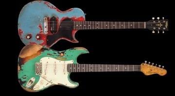 Vintage launches new ProShop Unique guitars