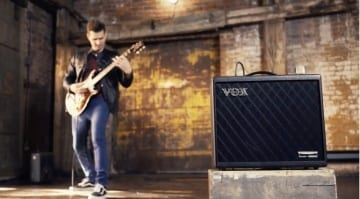 Vox Cambridge50 combo amp