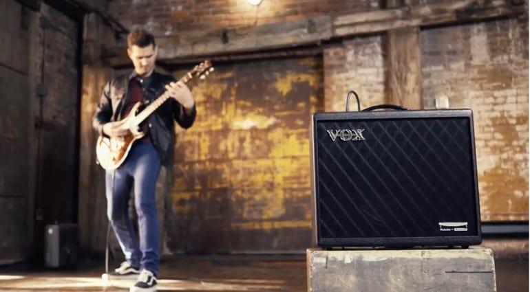 Vox Cambridge50 combo amp