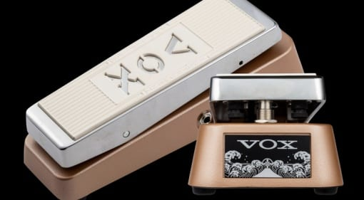 Vox V847-C Custom Char signature wah model