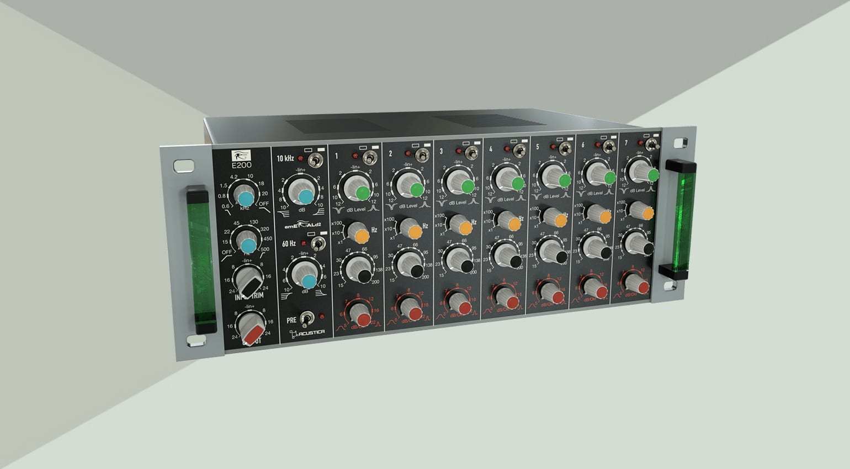 acustica audio emerald 2 e200