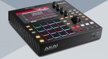 akai mpc one side