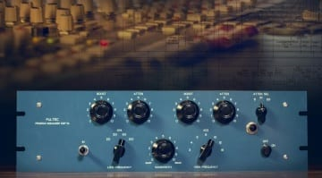 Analogvibes Tube Program EQ Kit