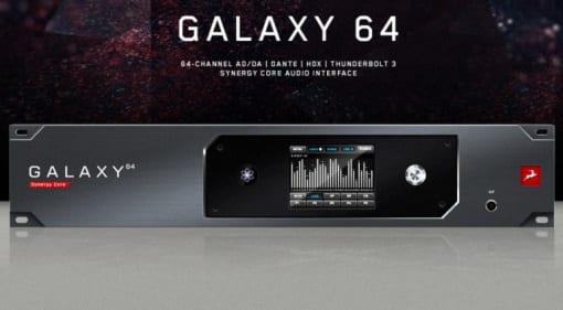 Antelope Audio Galaxy 64