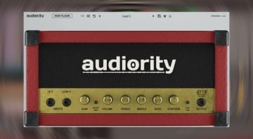 Audiority L12X: free freeware Solid State Amplifier plug-in