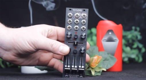 Bastl Instruments and Casper Electronics Waver