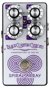 Laney Black Country Customs Spiral Array