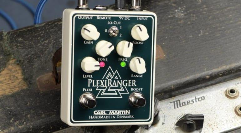 Carl Martin PlexiRanger pedal