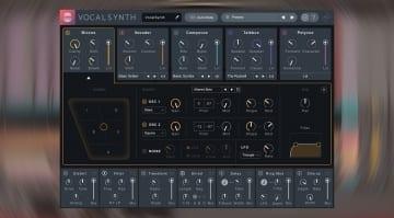 iZotope VocalSynth 2