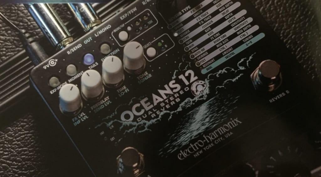 Electro Harmonix Ocean 12 leak